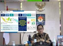 Yakini Vaksinasi sebagai Game Changer, Tito Dorong Percepatan