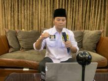 Dukung Peluncuran Gerakan Nasional Wakaf Uang, Pimpinan MPR: Umat Islam Jangan Dizalimi