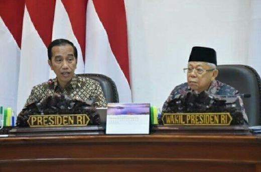 Luncurkan Gerakan Nasional Wakaf Uang, Jokowi: Potensinya Besar, Rp188 Triliun