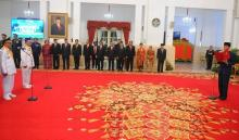 Gubernur Terpilih Sumatera Barat, Kepri dan Bengkulu, Hari Ini Dilantik Jokowi