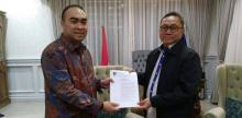 Satu-satunya dari Riau di Pengurus DPP PAN, Irvan Herman Didaulat sebagai Wasekjen