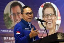Bicara Demokrasi Culas, Zulkifli Hasan Singgung Capres-Cawapres Kalah Jadi Menteri