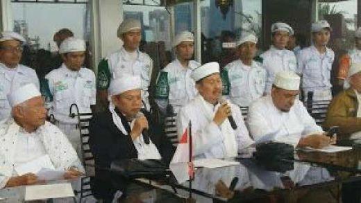 Ini Klarifikasi Tim 11 Alumni 212 Tentang Pertemuan dengan Jokowi