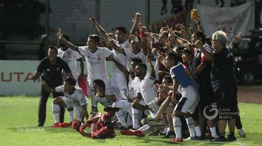 Madura United Patahkan Sejumlah Rekor Buruk