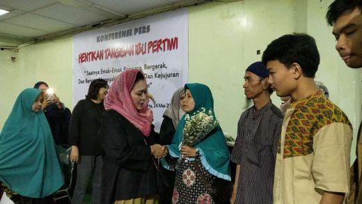 Dipimpin Neno dan Titiek Soeharto, Presidium Emak-Emak Indonesia Ogah Anak- Cucu Jadi Pembohong