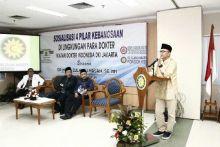 Ketua MPR: Dokter Pancasilais adalah yang Melayani Masyarakat dengan Ikhlas