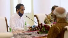 Baru Sadar, Jokowi: Ternyata Krisis Ekonomi Global Betul-betul Nyata!