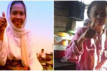 Hj Farida, Legendaris Jempol RCTI OK di Pasar Terapung Meninggal Dunia