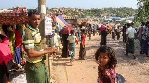 Cerita Tentang Ratusan Ribu Warga di Myanmar yang Tak Pernah Mendengar Soal Pandemi Covid-19