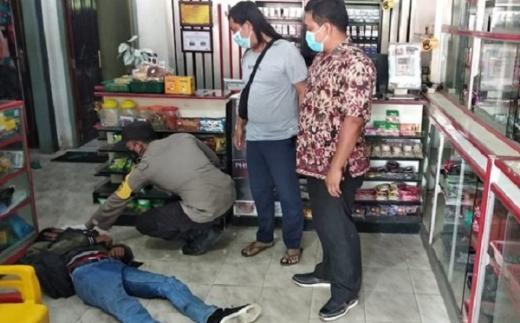 Sales Kacang Mendadak Meninggal saat Tawarkan Dagangan di Riau