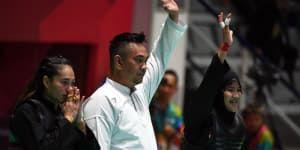 Bungkam Pesilat Singapura, Pipiet Kamelia ke Semifinal