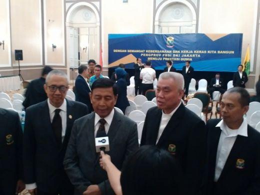 Alex Tirta Ingin Lahirkan Juara Dunia di Periode Kedua PBSI DKI Jakarta