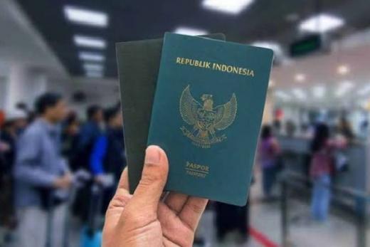 Kemenkum HAM Buka Layanan Paspor di DPR