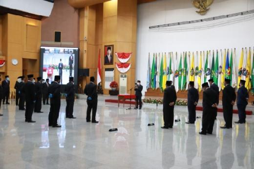 Pilkada 2020, Tito Tunjuk 4 Pejabat jadi Pjs. Gubernur