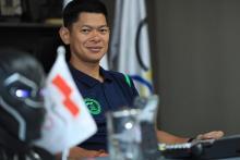 RSO Dan Mimi Irawan Berharap Rudy Hartono Cepat Sembuh