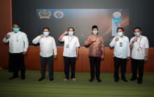 Penghujung Tahun 2020, Kemendes PDTT Raih Penghargaan Keterbukaan Informasi Publik