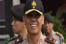 Kapolda Lampung Pastikan Malam Natal Berlangsung Kondusif
