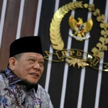 Ketua DPD RI Apresiasi Penunjukan Kapolda Metro Nana Sujana