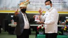 Tingkatkan Indeks Literasi, Perpusnas Gandeng Pemda dan 14 Kampus di Riau