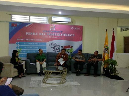 DPD RI: Pemilih Pragmatis Harus Diperbaiki demi Pemilu Berkualitas