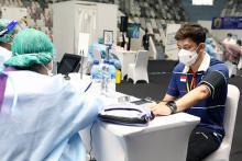 Vaksin Tahap Pertama, Rionny: Semua dalam Keadaan Baik