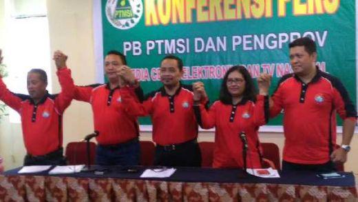 Marzuki Rofii Siap Satukan Tenis Meja Indonesia Lewat Munaslub Bersama PTMSI
