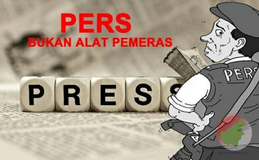 Keterlaluan, Tiga Oknum Wartawan Diduga Peras Sejumlah Kepsek di Siak Kecil Riau