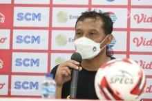 Pelatih Arema FC Bilang Peluang Lolos Masih Ada