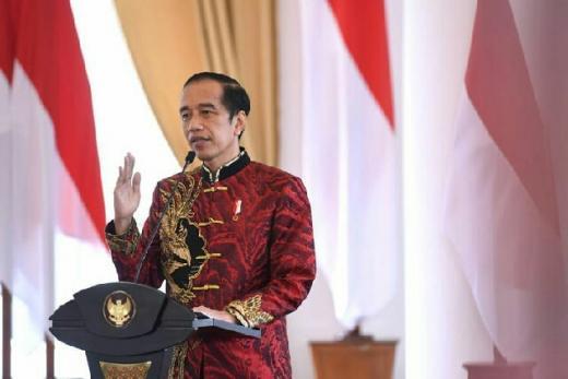 Jokowi Pastikan Sampai Juni 2021 Tak Ada Impor Beras
