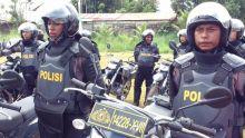 8.223 Personel Gabungan Kawal Pilkada Maluku Utara 2018