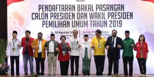 Sore Ini, Jokowi akan Bubarkan Tim Kampanye Nasional