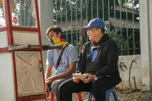 Curhat Pedagang Ketupat Sayur, Susah Dapat Pekerjaan yang Sesuai Ilmu dari Sekolah