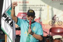 Gowes To Nation, Gus Jazil: Kreasi Anak Muda Tetap Optimis saat Pandemi Covid-19