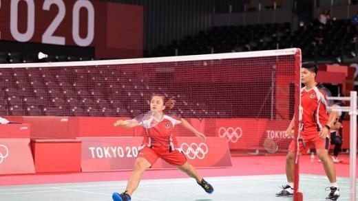 Jordan/Melati Hadapi Zheng/Huang di Perempatfinal