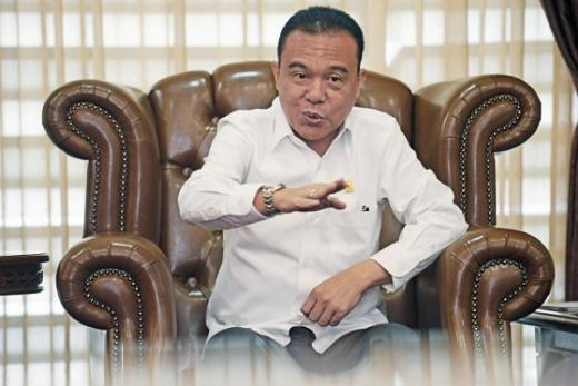 GoNews Wakil Ketua DPR RI, Sufmi Dasc