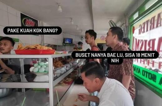 Aturan PPKM Level-4, TNI-Polri Bakal Pantau Warga Makan 20 Menit di Warteg dan Resto