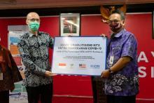 Lindungi PMI dari TPPO, Kemensos Tingkatkan Kerjasama dengan IOM