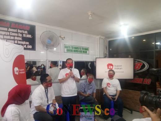 Bantu Warga Terdampak Covid-19, Cak Imin Sumbang 1.000 Paket di Kupon Makan