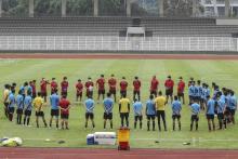 Sebanyak 30 Pemain Timnas U 19 Indonesia Jalani TC di Kroasia