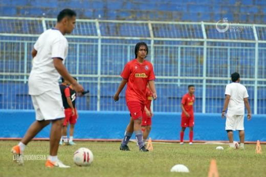 Pemain Muda Arema FC Diminta Buktikan Kemampuan