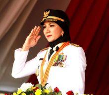 KPK Tangkap Rita Widyasari, Bupati Cantik Calon Terkuat Gubernur Kaltim