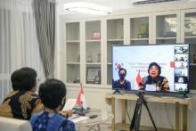 Penguatan Kerjasama Kehutanan Indonesia-Korea, Proyek di Riau termasuk Pendorong