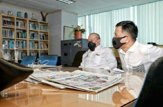 LaNyalla Desak Kapolri Usut Kasus Pembunuhan dan Penangkapan Jurnalis di Sulsel