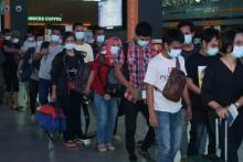 Pemulangan Ratusan PMI Ilegal: Disebar ke 3 Kota, Diharap Mendapat Hidup Lebih Baik