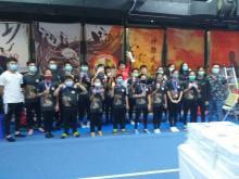 Petuah Suhu Ayong di Acara Syukuran Rajawali Sakti Jakarta