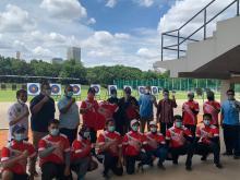 Jersey Timnas Panahan Diluncurkan, Illiza: Be The Winner