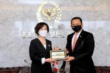 MPR Minta Pemerintah Korea Selatan Berikan Perhatian Khusus ke WNI Penderita Corona
