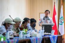 Sultan Najamudin Pantau Langsung Kesiapan Pilkada di Kepahiang dan Bengkulu Tengah