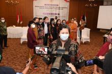 Kolaborasi Antar Anak Bangsa Modal Penting Atasi Masalah dalam Pembangunan