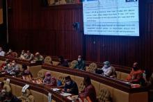 Rapat Data Pemilih Sepakati Rencana Revisi UU Adminduk